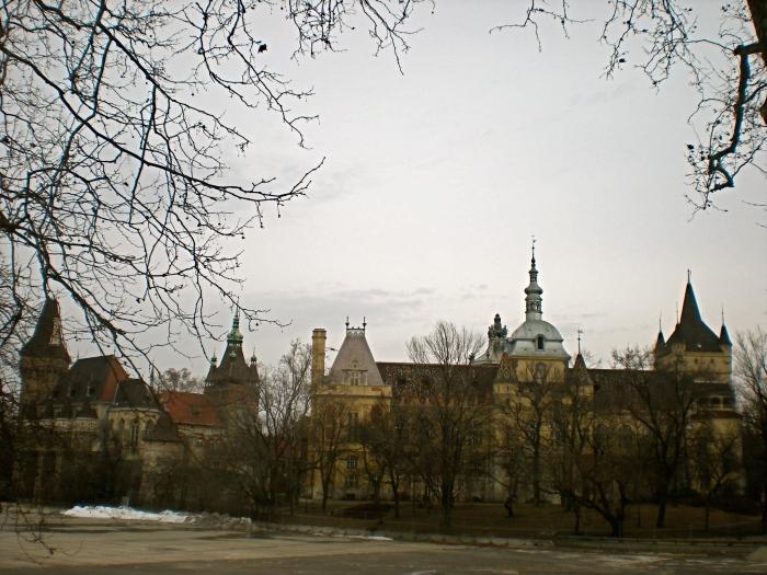 vajdahunyad-castle