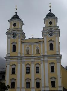 Mondsee church