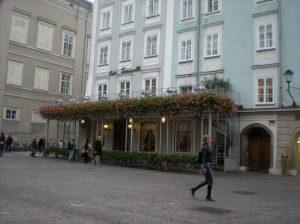 Salzburg square