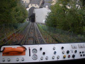 Salzburg funicular