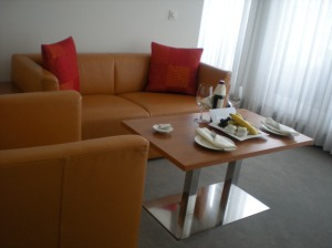 Castellani Parkhotel Junior Suite